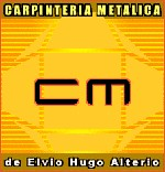 CARPINTERIA METALICA DE ELVIO H. ALTERIO